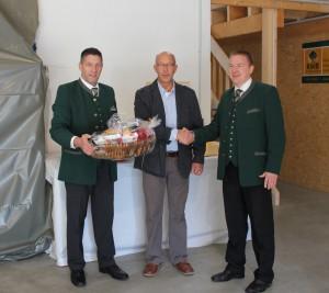 Besuch KWB Geschäftsführung in Uelzen